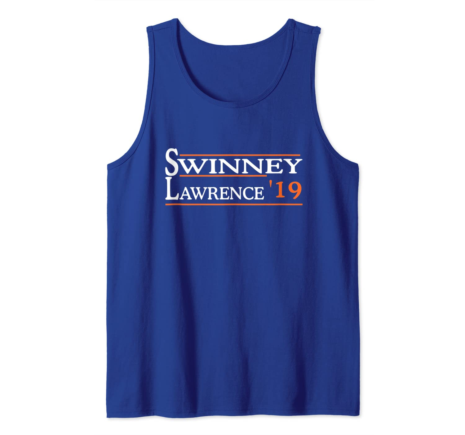 save off 17998 4ff43 Amazon.com: Swinney Lawrence 2019 Clemson SC Shirts Men ...
