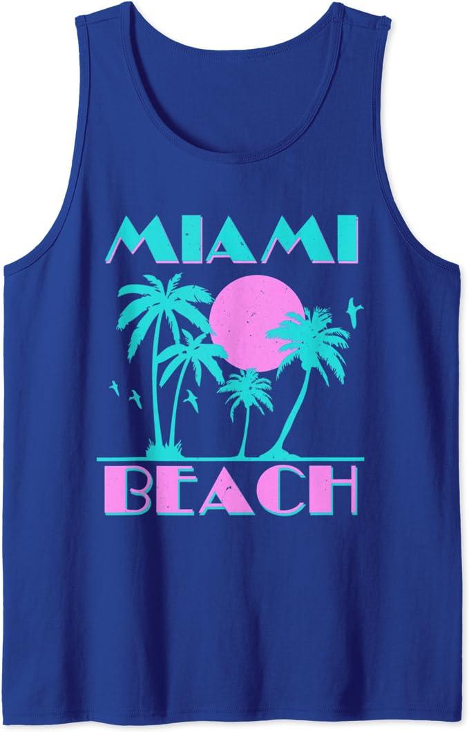 Retro Summer Clothing 70s 80s Style Sanibel Florida Tshirt Retro Womens Mens Tshirts Sanibel FL Shirt