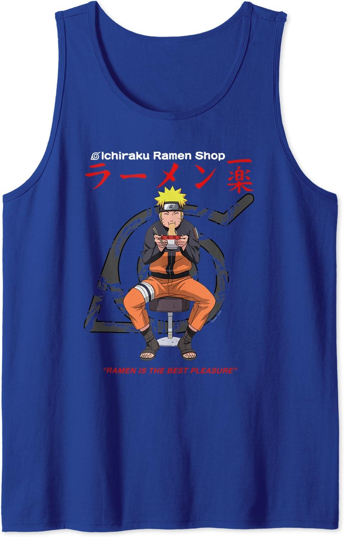 Naruto Shippuden Ichiraku Ramen Tank Top