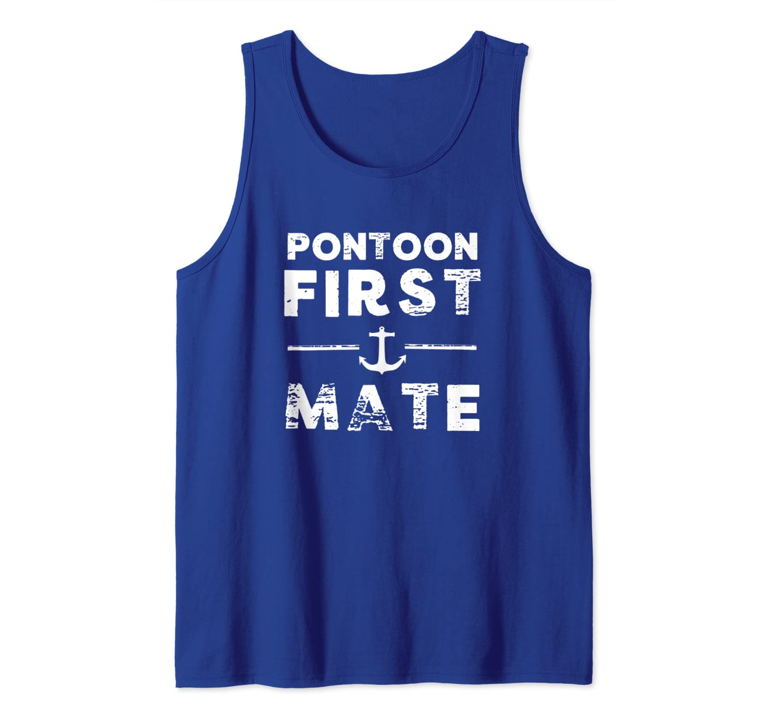 Amazon Com Pontoon Boating First Mate Boat Anchor Mens