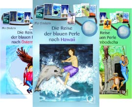 Die Reise der blauen Perle (Reihe in 4 Bänden)