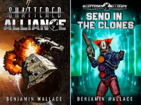 Shattered Alliance (2 Book Series)