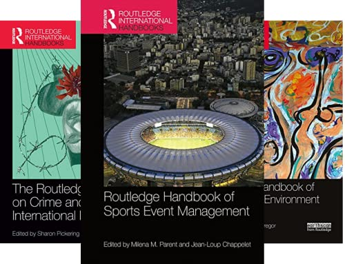 Routledge International Handbooks (151-200) (50 Book Series)