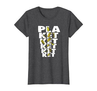 Amazon Com Pla Ket Ket Ket Ket Ket Skinbone Shirt Clothing