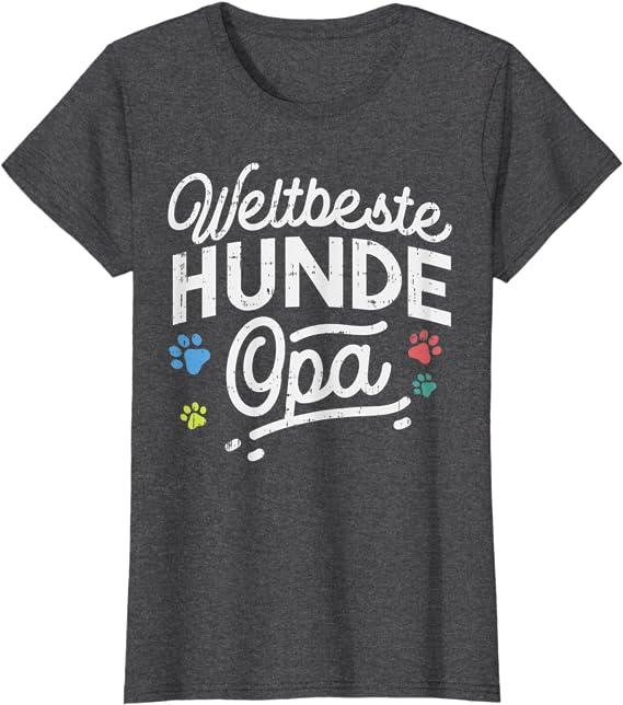 Dogge Herrchen Herren T-Shirt Spruch Geschenk Idee Rasse Hunde Besitzer Deutsche