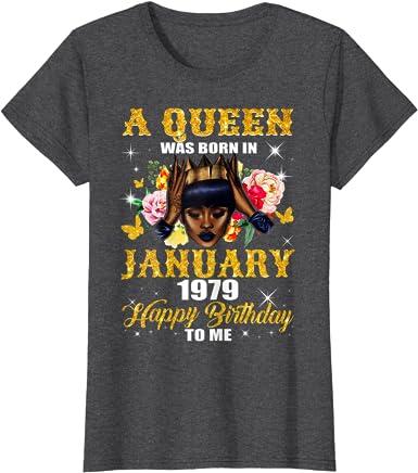 1979 Year Birthday Anniversary Mens Funny Slogan Unisex T-Shirt