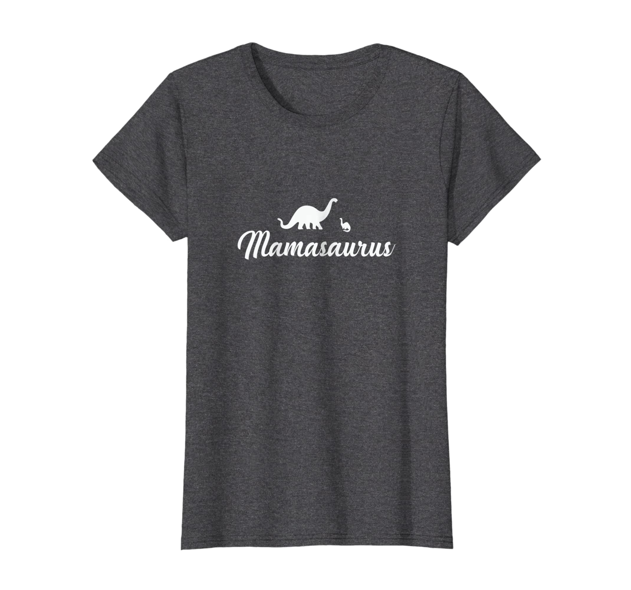 Womens Mamasaurus Premium T-Shirt for Mothers Day 2017-Teehay
