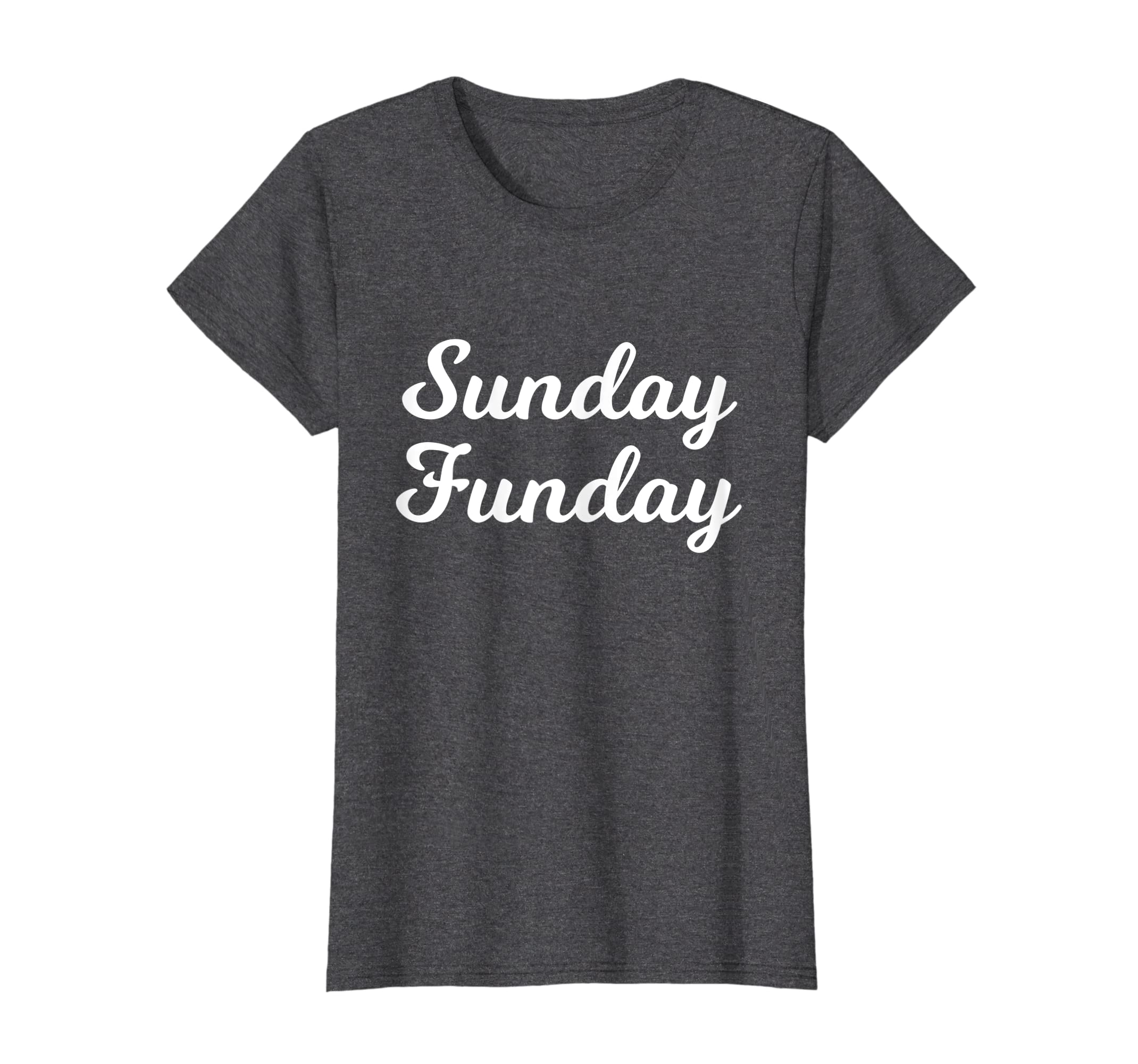 3935a4a2a23c Amazon.com  Sunday Funday - Womens Football T-Shirt