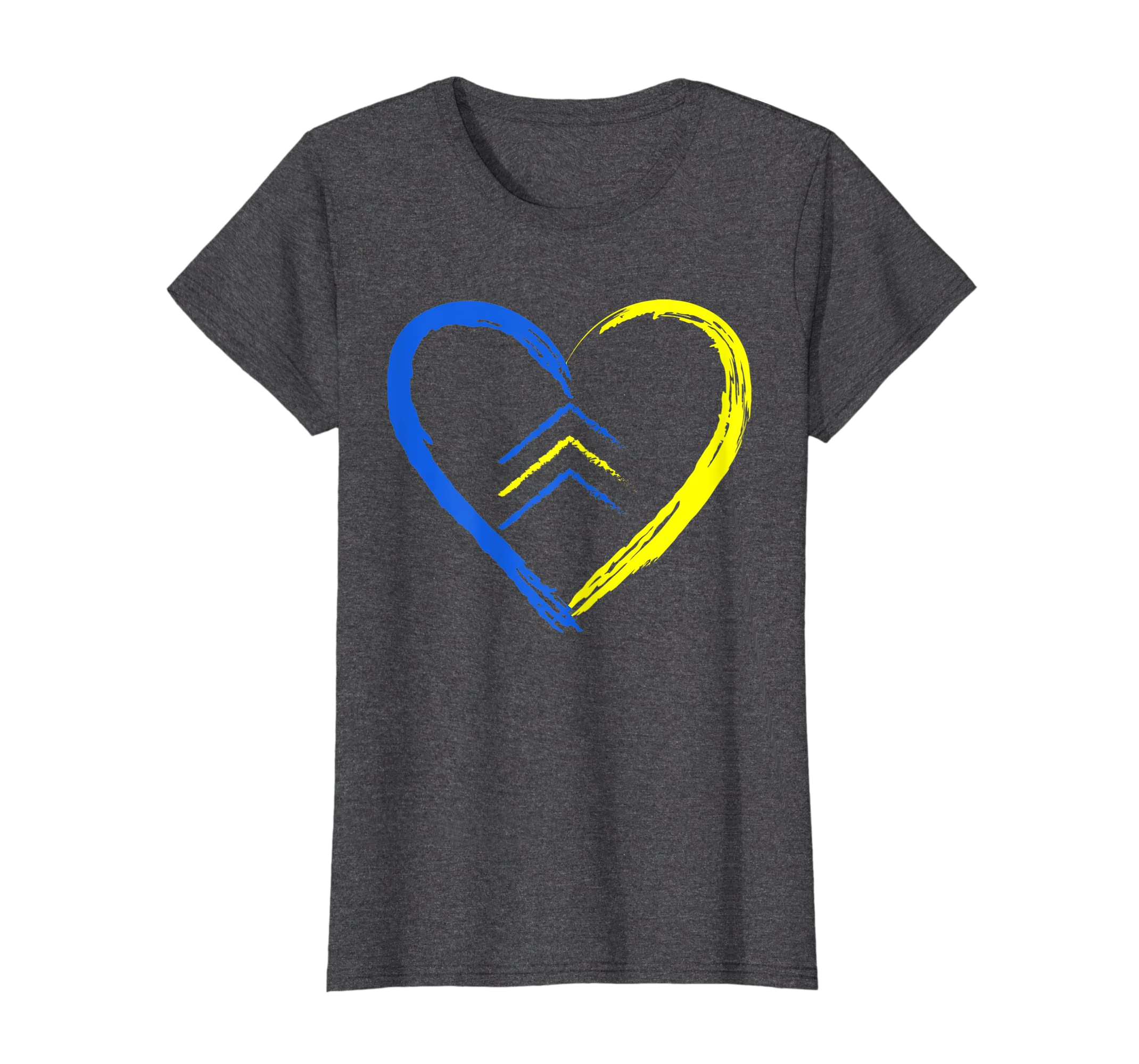 Love World Down Syndrome Awareness Day Love 3 Arrows Shirt-Yolotee
