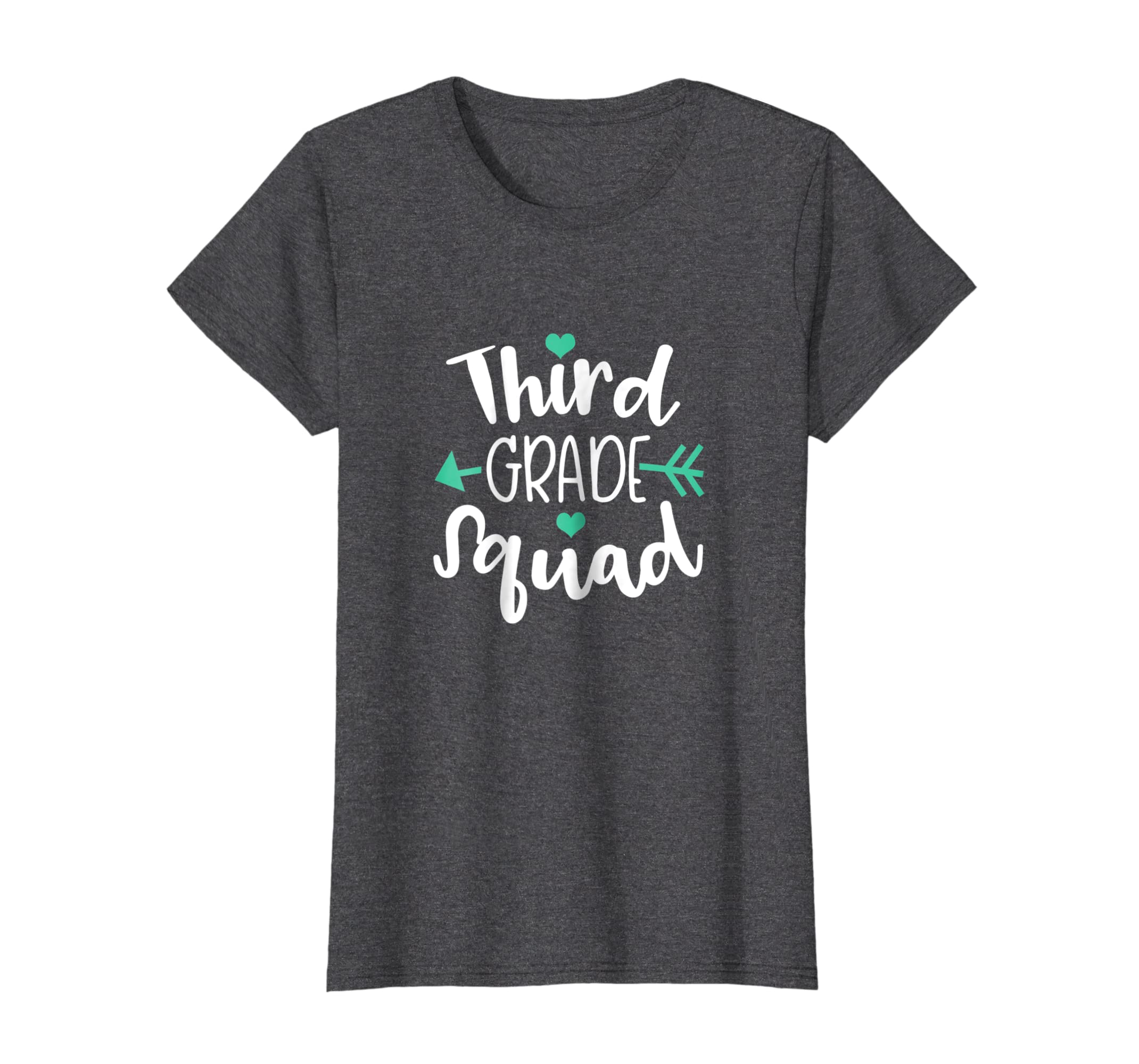 Back To School 3rd Grade Squad Shirt For Teachers Students-Teehay