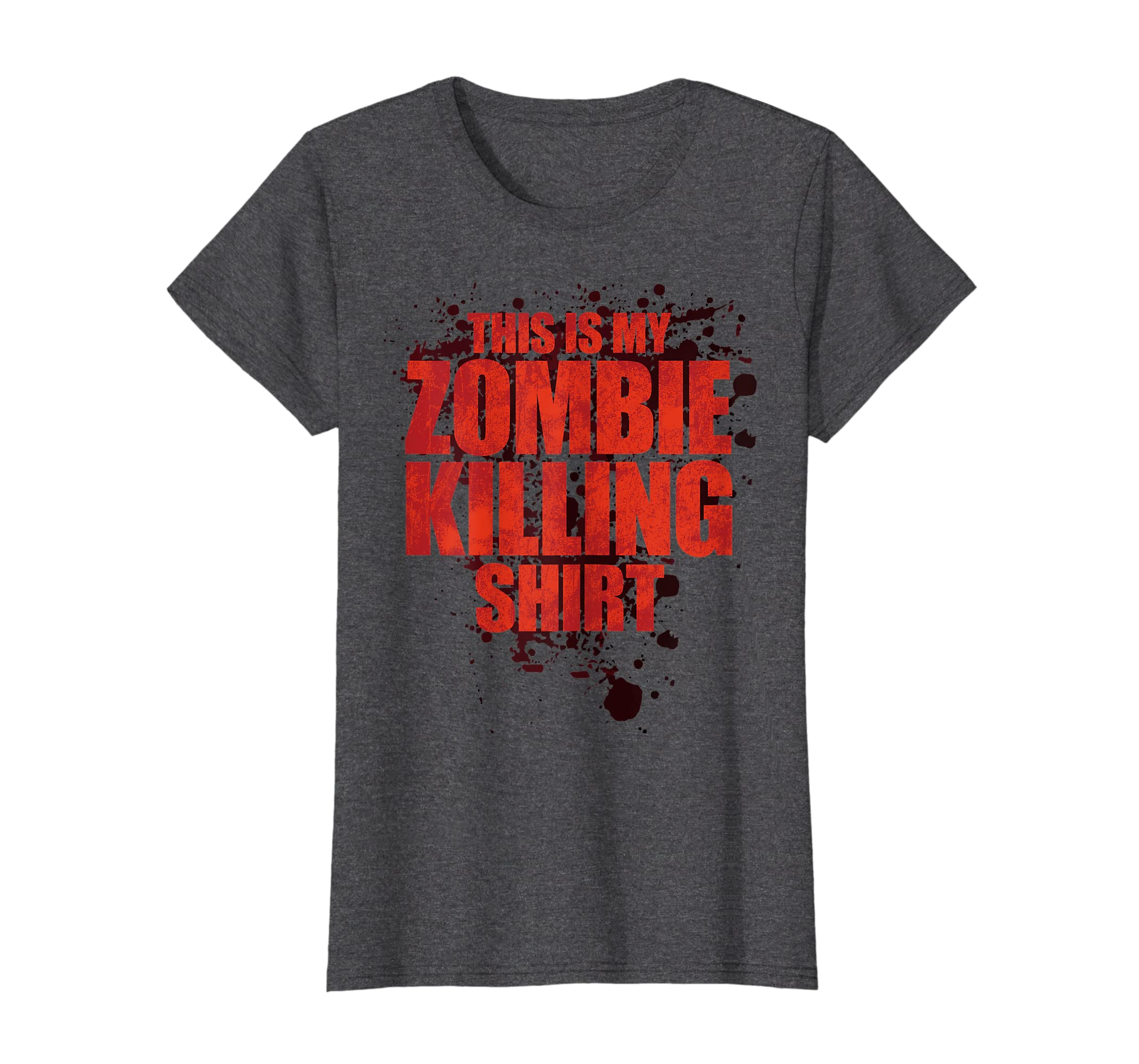 612afd721 Amazon.com: Funny This Is My Zombie Killing Shirt Apocalypse T-shirt:  Clothing