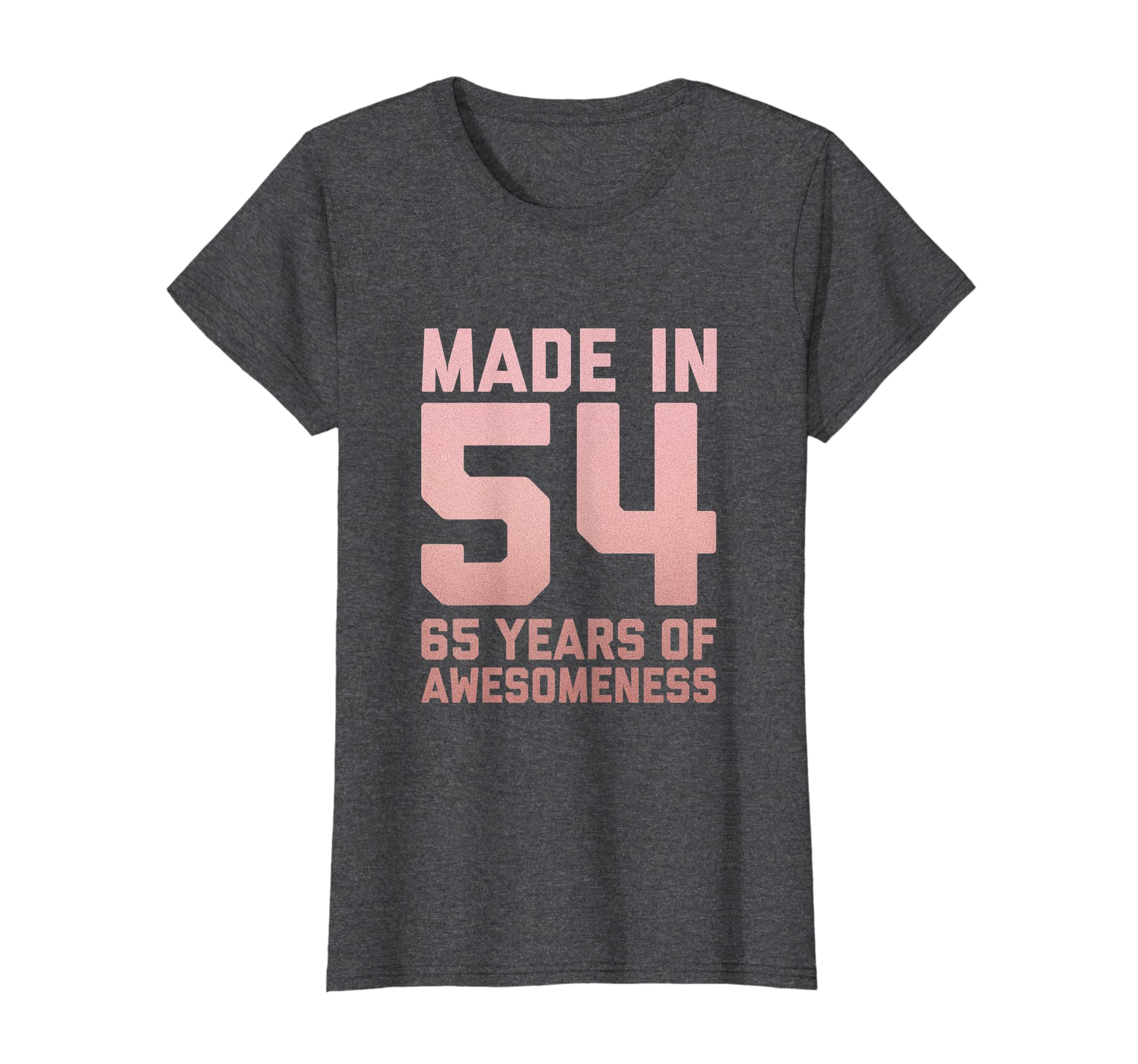 Amazon 65th Birthday Shirt For Women Gifts Mom 65 Year Old Grandma Clothing