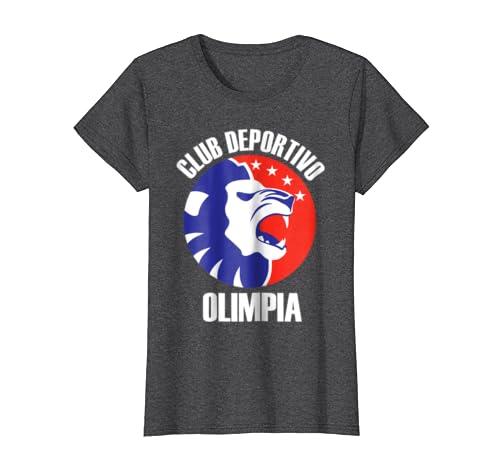 Amazon.com: Olimpia Honduras Shirt - Camiseta del Olimpia de Honduras: Clothing