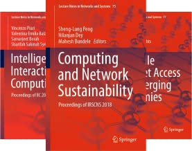 Lecture Notes in Networks and Systems (51-100) (50 Book Series)