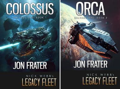 Legends of Legacy Fleet: Salvage Ops