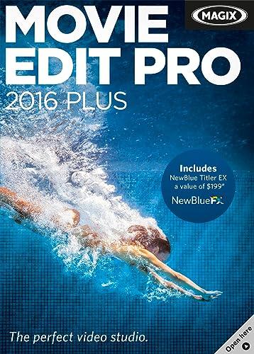 MAGIX Movie Edit Pro 2016 Plus [Download]