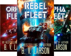Rebel Fleet Series (4 Book Series)