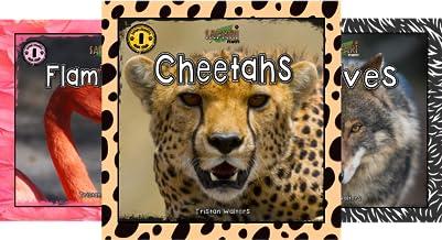 Safari Readers Book Series (15 Book Series)