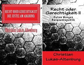 Recht oder Gerechtigkeit (Reihe in 2 Bänden)