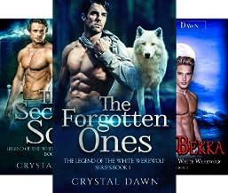 Legend of the White Werewolf (12 Book Series)