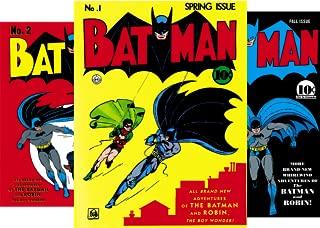 Batman (1940-2011) Graphic Novel (25 Book Series)
