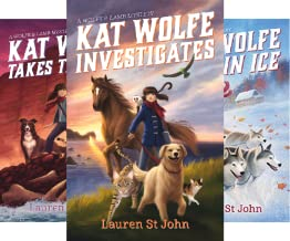 Wolfe and Lamb Mysteries (3 Book Series)
