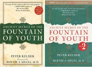 Ancient Secret of the Fountain of Youth (2 Book Series)