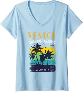 Venice Beach Shirt Womens