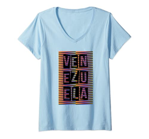 Amazon.com: Womens Venezuela Traditional Chromatic ...