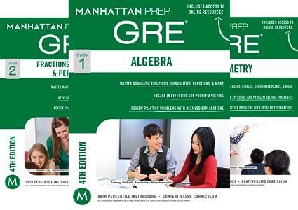 Manhattan Prep GRE Strategy Guides