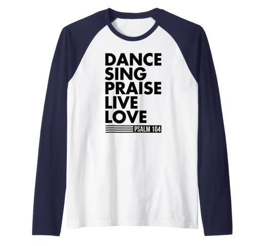 Amazon com: Dance Sing Praise Live Love Christian Easter