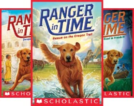 Ranger in Time (11 Book Series)