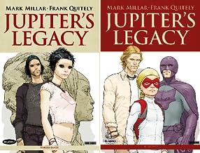 Jupiters Legacy (Reihe in 2 Bänden)