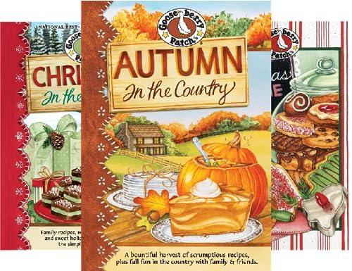 Seasonal Cookbook Collection (24 Book Series)