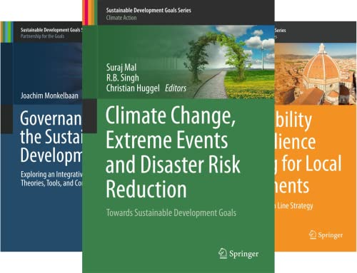 Sustainable Development Goals Series (17 Book Series)