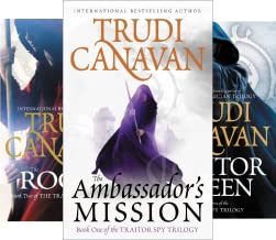 The Traitor Spy Trilogy (3 Book Series)