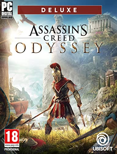 Assassin's Creed Odyssey - Deluxe Edition  PC Code - Uplay]