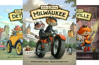 Our City Adventures (4 Book Series)