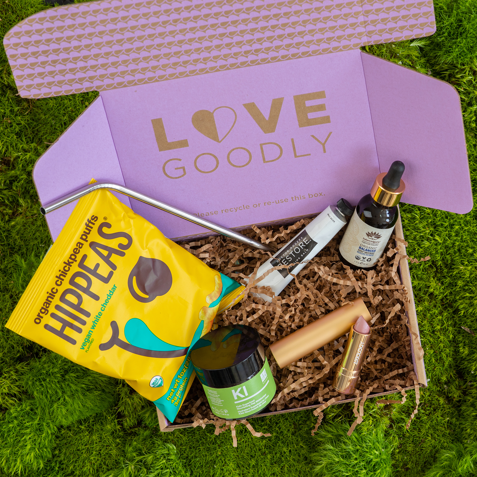 Love Goodly - Nontoxic Beauty and Skincare Products Subscription: Essential