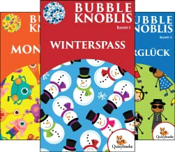 BUBBLE KNOBLIS (Reihe in 6 Bänden)