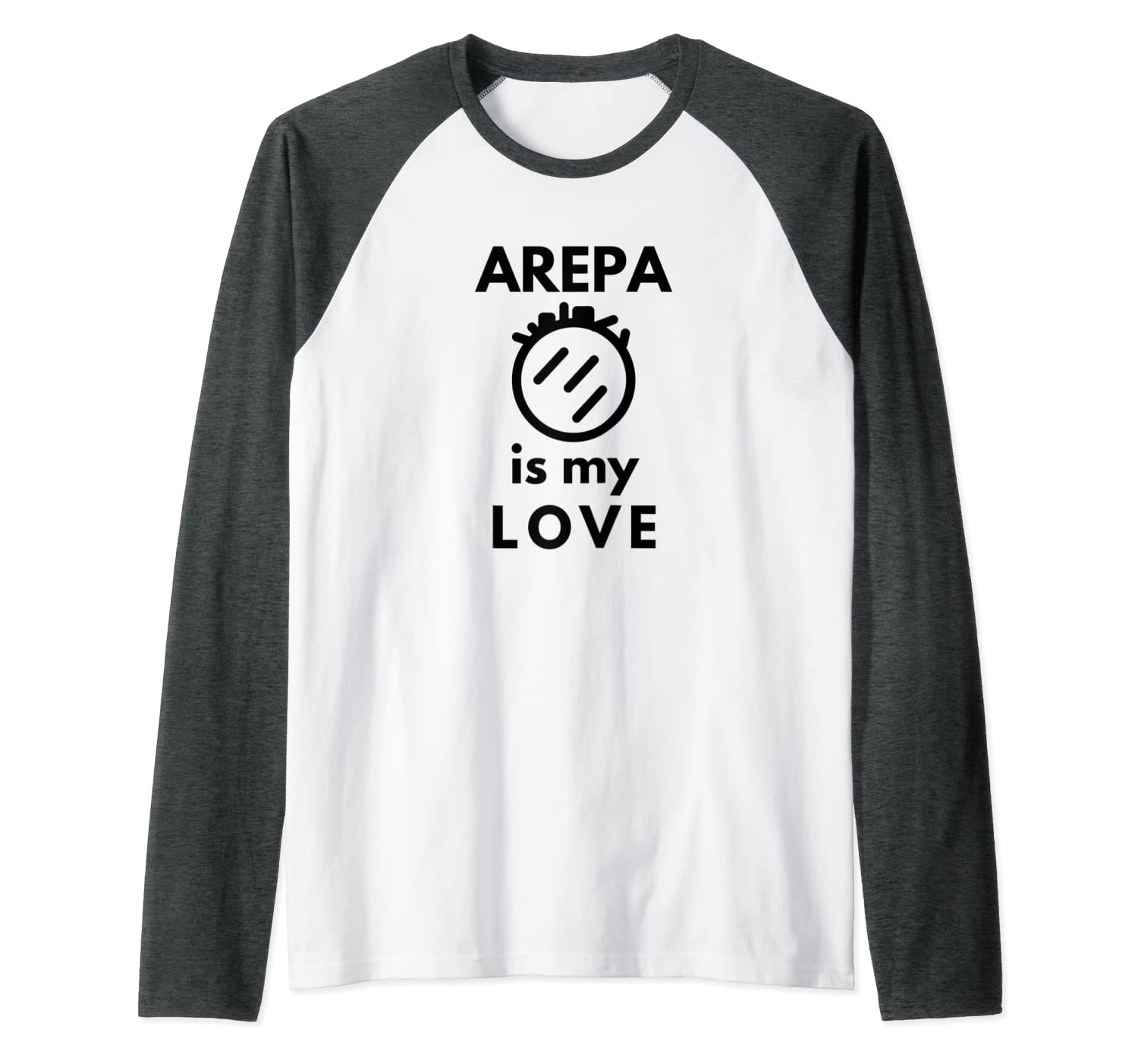 Amazon.com: Arepa is my Love funny for arepa recipes lovers ...