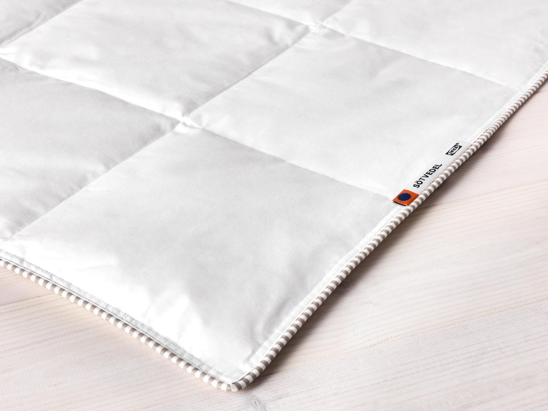 SÖTVEDEL Comforter, cooler - -, Full/Queen - IKEA