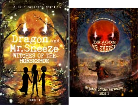 A Southern Coming of age Fantasy Story (2 Book Series)