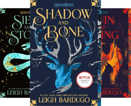 The Shadow and Bone Trilogy (3 Book Series)
