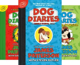 Dog Diaries (3 Book Series)
