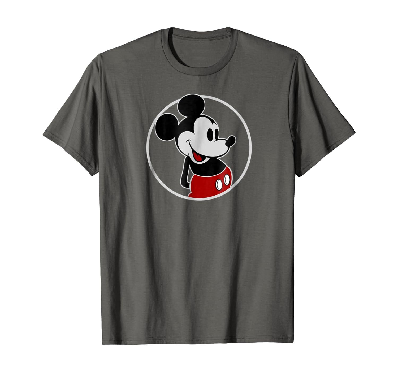 Disney Mickey Mouse Circle T-Shirt