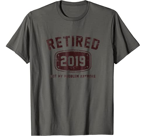 Retired 2019 Not Problem Anymore product image