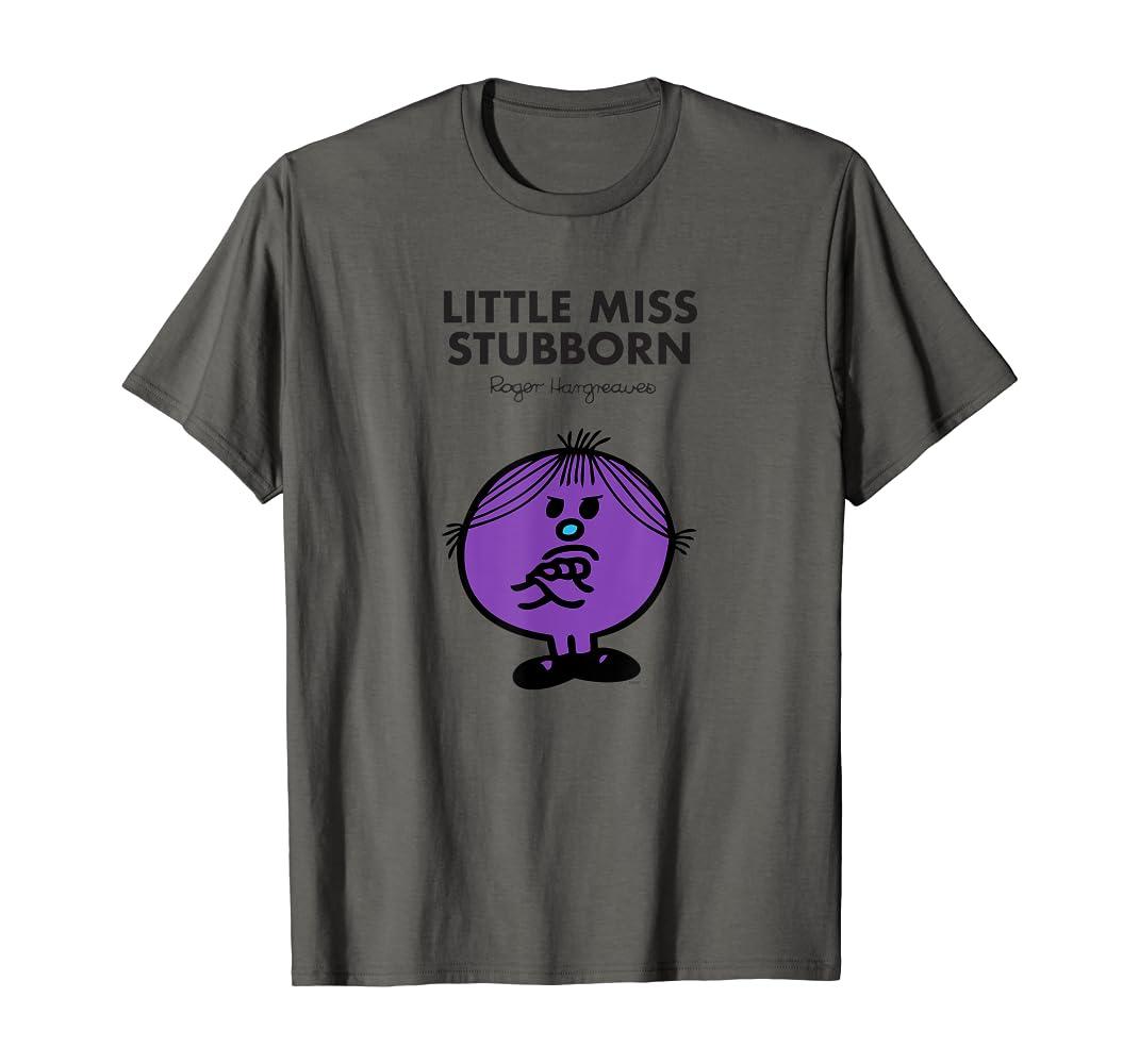 outlet on sale big discount temperament shoes Amazon.com: Mr. Men Little Miss Stubborn T-Shirt: Clothing