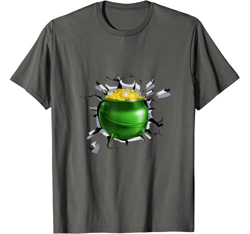 St Patricks Day Irish Lucky Gift Shirt For Boston Men, Women T Shirt