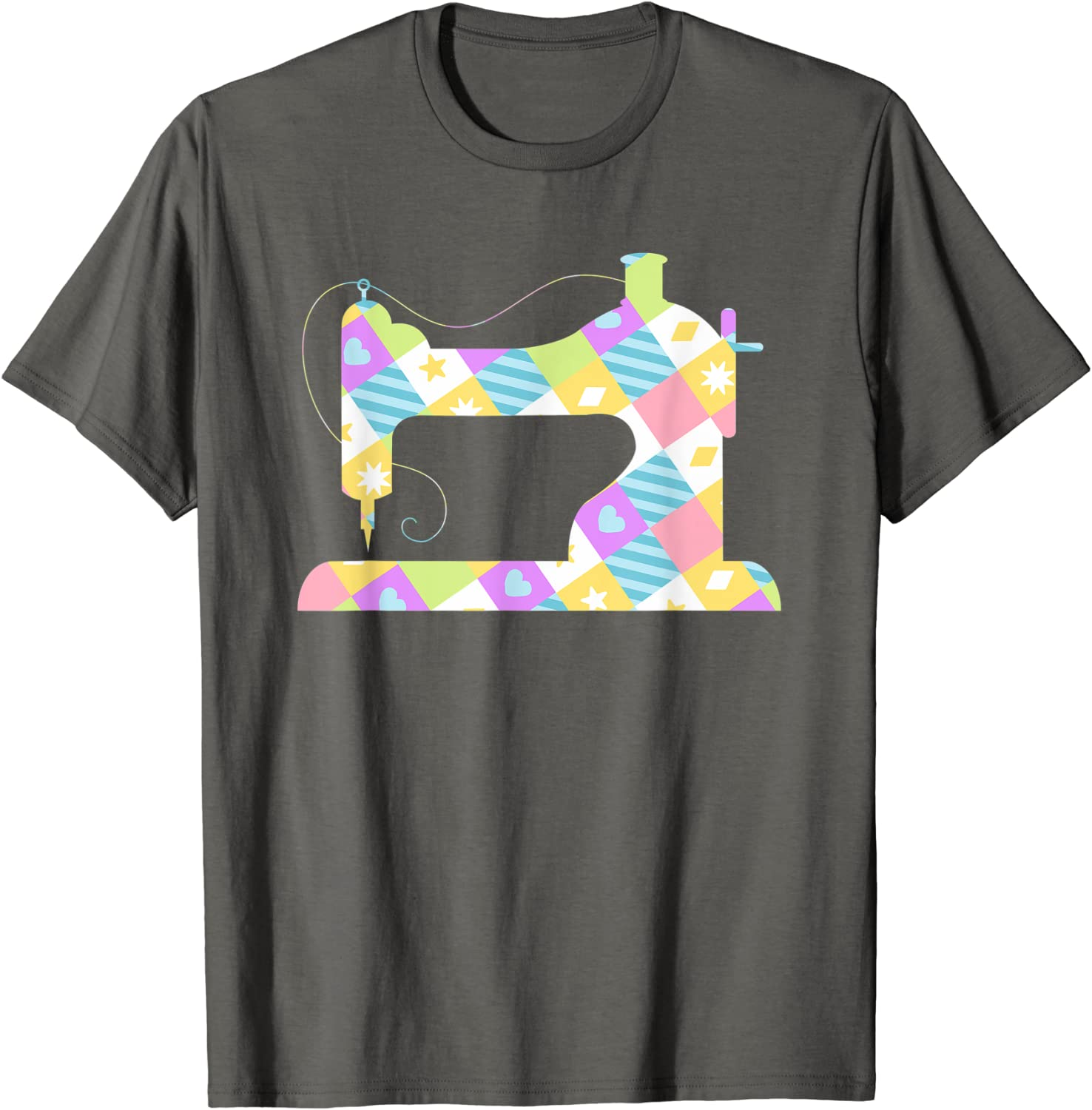 Sewing Machine Shirt Max 57% OFF For Women Seamstress T-Shirt Bargain sale Sew Quilting